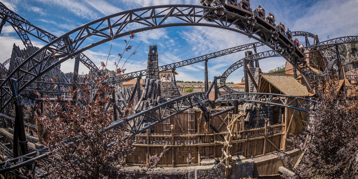 Visit Phantasialand this summer and get your 2nd visit for free